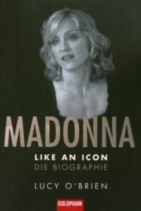 Buch: Madonna- Like an Icon von Lucy O'Brien