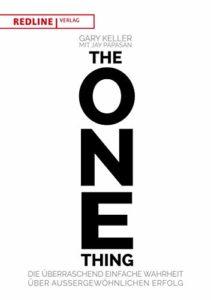 Buch: The One Thing von Gary Keller