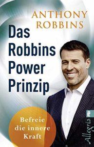 Buchcover: Das Robbins Power Prinzip von Anthony Robbins