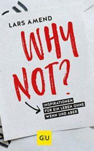 Buchcover: Why not von Lars Amend