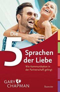 Buchcover: Die 5 Sprachen der Liebe von Gary Chapman