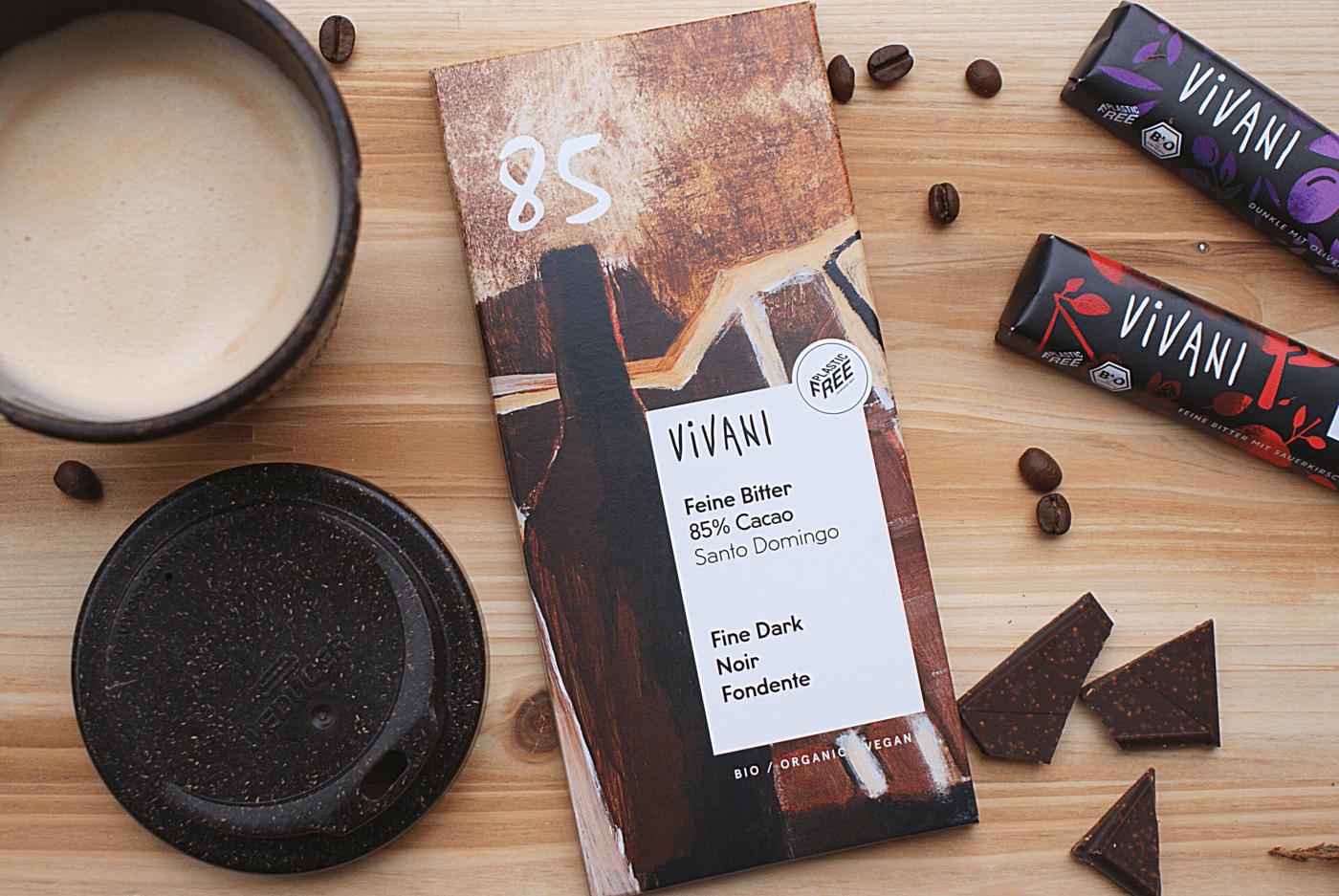 Schokolade von Vivani