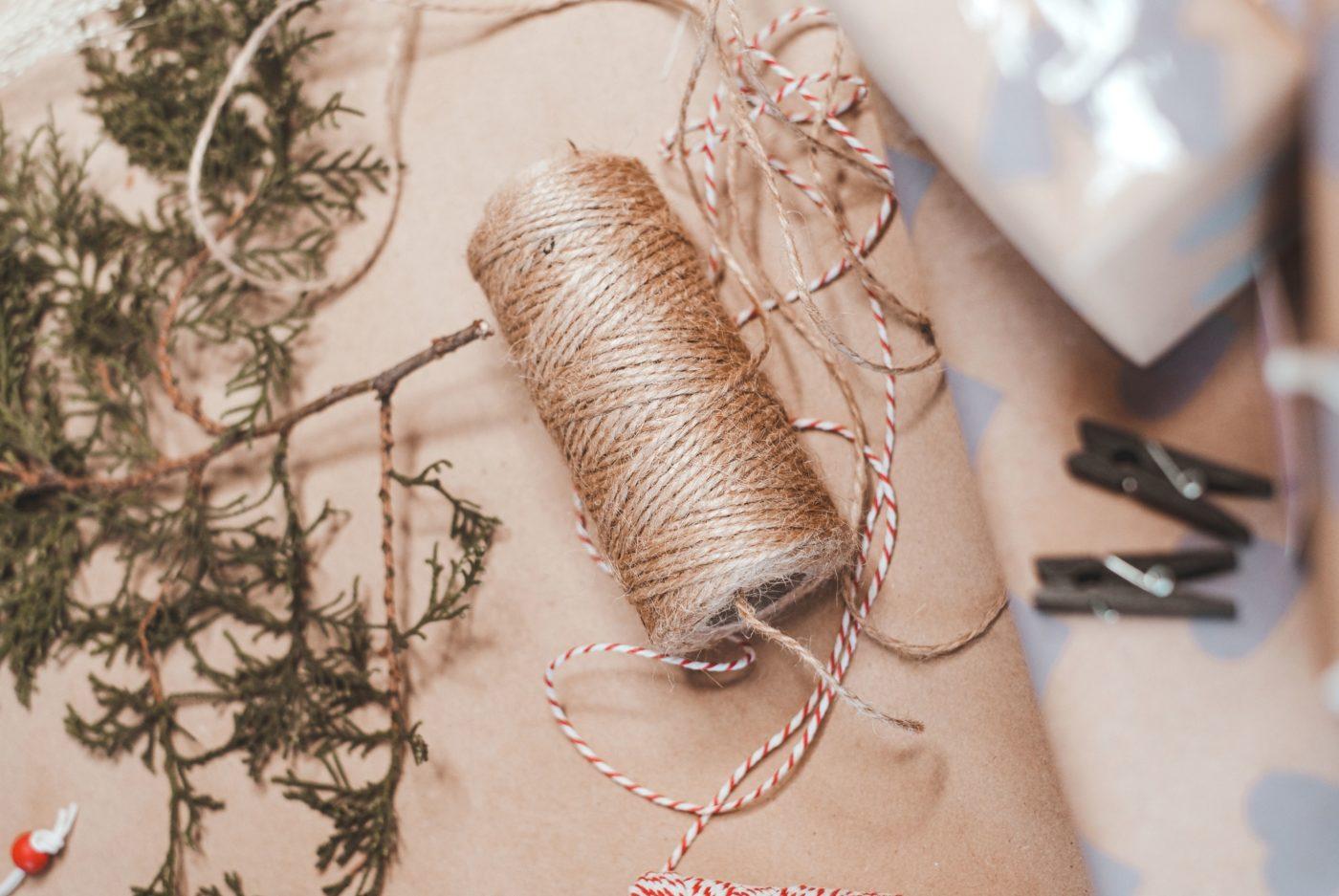 Weihnachtsgeschenke stressfrei einpacken