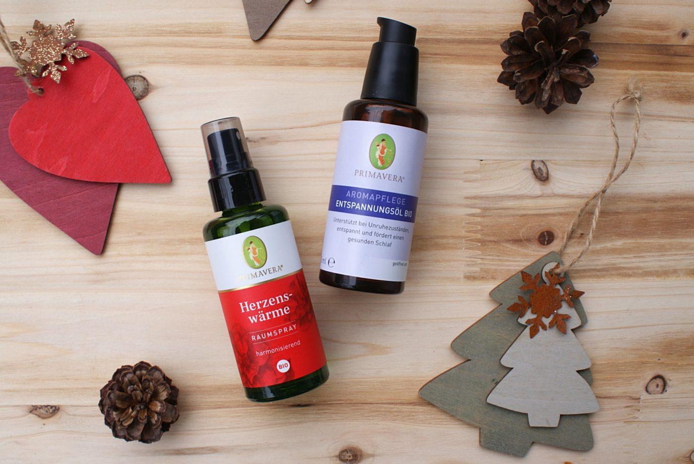 Weniger Stress an Weihnachten mit ätherischen Ölen