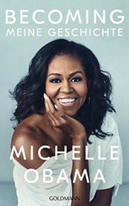 Buchcover Becoming von Michelle Obama